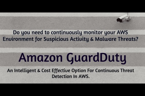 How To Protect Your Resources In AWS Environment From Security Threats? | Amazon GuardDuty