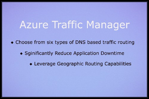 Provide Highly Available Websites/Applications To Your Users With Azure Traffic Manager